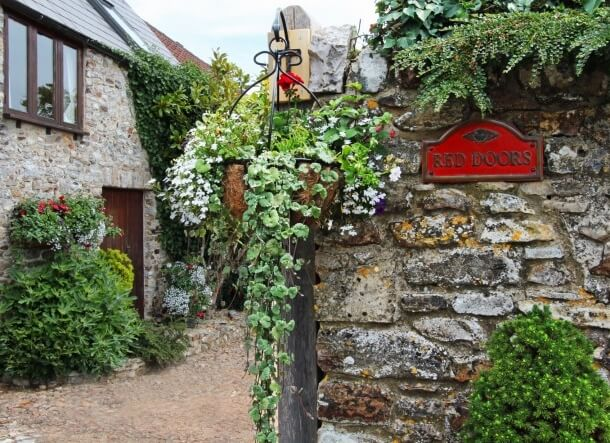 Holiday Cottages Devon Luxury Family Holidays Red Doors Farm